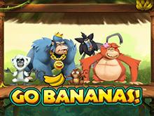 Игровой автомат Фараона Go Bananas
