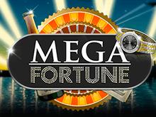 Mega Fortune без лимитов в клубе Фараон