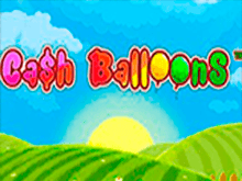 Слот Cash Balloons на игровые кредиты в Вулкан